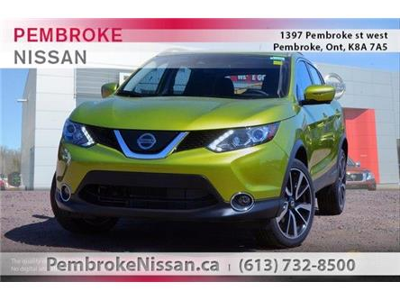 2019 Nissan Qashqai  (Stk: 19260) in Pembroke - Image 1 of 20