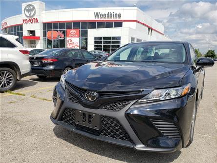 2019 Toyota Camry SE (Stk: 9-811) in Etobicoke - Image 1 of 13