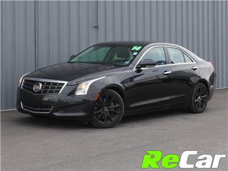 2014 Cadillac ATS 2.0L Turbo Luxury (Stk: 190882A) in Fredericton - Image 1 of 16