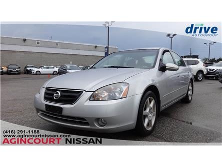 2003 Nissan Altima SE (Stk: KL529435A) in Scarborough - Image 1 of 14