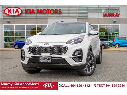 2020 Kia Sportage EX Tech (Stk: SP09096) in Abbotsford - Image 1 of 26