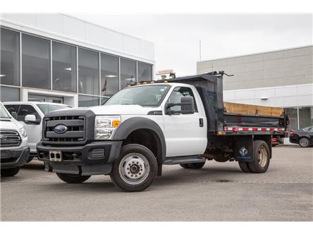 2013 Ford F-550 Chassis  (Stk: 1916201) in Ottawa - Image 1 of 23