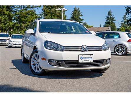 2013 Volkswagen Golf 2.0 TDI Comfortline (Stk: VW0927) in Vancouver - Image 1 of 27