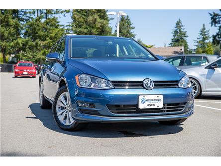 2016 Volkswagen Golf 1.8 TSI Comfortline (Stk: VW0944) in Vancouver - Image 1 of 28