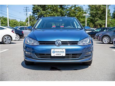 2016 Volkswagen Golf 1.8 TSI Comfortline (Stk: VW0944) in Vancouver - Image 2 of 28