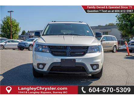 2016 Dodge Journey 22K (Stk: JH93638A) in Surrey - Image 2 of 24
