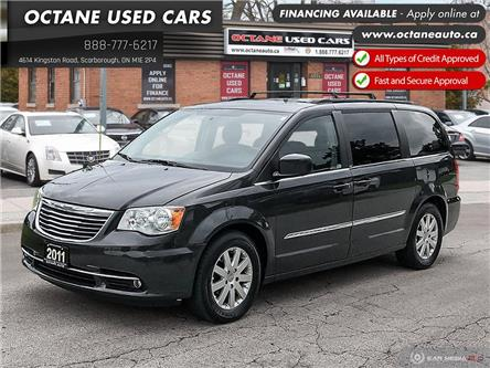 2011 Chrysler Town & Country Touring w/Leather (Stk: ) in Scarborough - Image 1 of 23