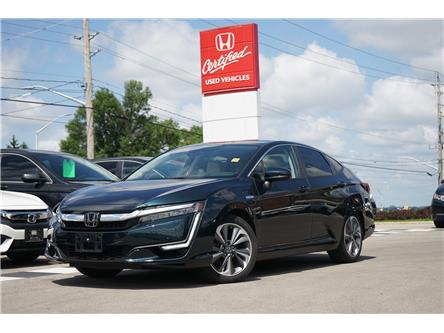 2018 Honda Clarity Plug-In Hybrid Touring (Stk: P7250) in London - Image 1 of 29