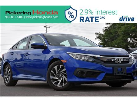 2017 Honda Civic EX (Stk: P5134) in Pickering - Image 1 of 31