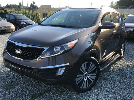 2014 Kia Sportage EX Luxury (Stk: 610745) in Abbotsford - Image 2 of 24