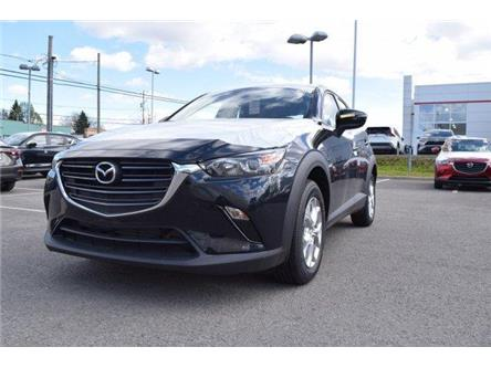 2019 Mazda CX-3 GS (Stk: 19084) in Châteauguay - Image 1 of 11