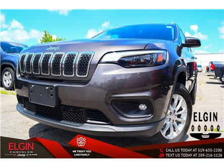 2019 Jeep Cherokee North (Stk: 88934) in St. Thomas - Image 1 of 30