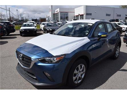 2019 Mazda CX-3 GX (Stk: D19081) in Châteauguay - Image 1 of 11