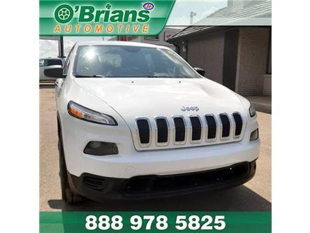 2014 Jeep Cherokee Sport (Stk: 12566A) in Saskatoon - Image 1 of 22