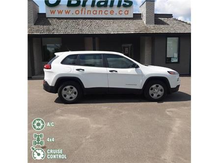 2014 Jeep Cherokee Sport (Stk: 12566A) in Saskatoon - Image 2 of 22