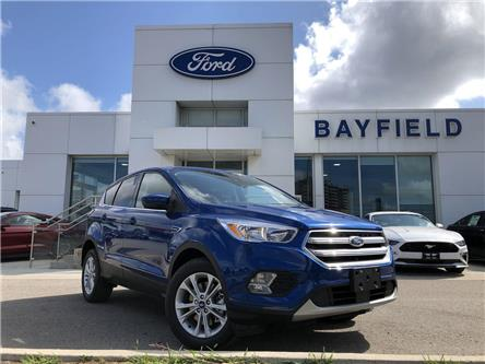 2019 Ford Escape SE (Stk: ES19842) in Barrie - Image 1 of 30