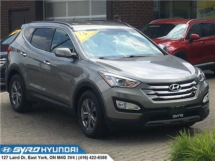 2015 Hyundai Santa Fe Sport 2.4 Premium (Stk: H5149A) in Toronto - Image 1 of 27