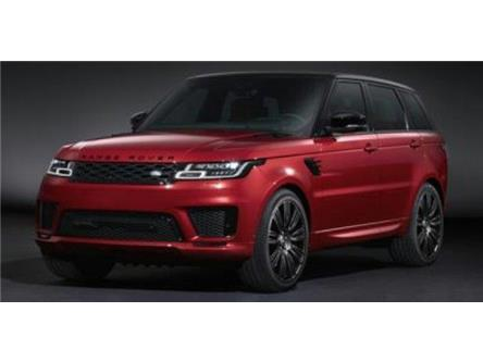 2020 Land Rover Range Rover Sport HSE DYNAMIC (Stk: R0971) in Ajax - Image 1 of 2