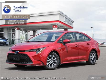 2020 Toyota Corolla Hybrid Base (Stk: 58207) in Ottawa - Image 1 of 23