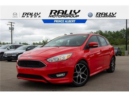 2016 Ford Focus SE (Stk: V848) in Prince Albert - Image 1 of 11