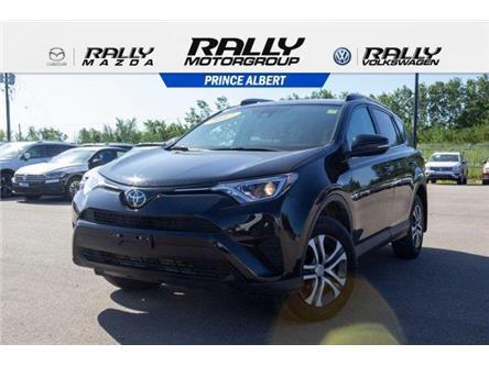 2017 Toyota RAV4 LE (Stk: V663) in Prince Albert - Image 1 of 11