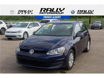 2015 Volkswagen Golf 1.8 TSI Trendline (Stk: V808) in Prince Albert - Image 1 of 11