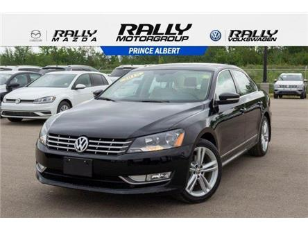 2015 Volkswagen Passat 2.0 TDI Highline (Stk: V926) in Prince Albert - Image 1 of 11