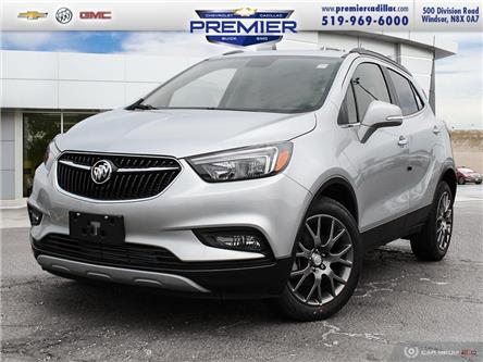 2019 Buick Encore Sport Touring (Stk: 191578) in Windsor - Image 1 of 28