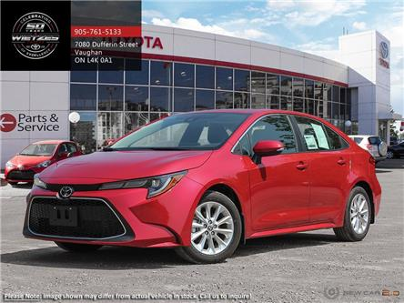 2020 Toyota Corolla XLE (Stk: 68912) in Vaughan - Image 1 of 24