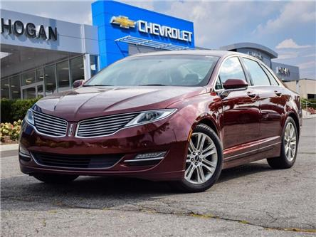 2016 Lincoln MKZ Hybrid Base (Stk: A632743) in Scarborough - Image 1 of 25