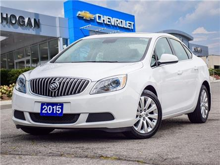 2015 Buick Verano Base (Stk: A191777) in Scarborough - Image 1 of 27