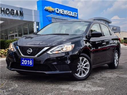 2016 Nissan Sentra  (Stk: A647235) in Scarborough - Image 1 of 23