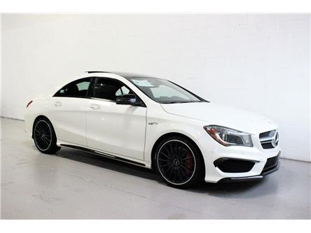 2016 Mercedes-Benz AMG CLA Base (Stk: 373818) in Vaughan - Image 1 of 30