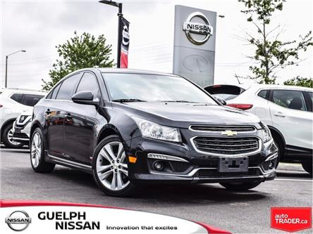 2015 Chevrolet Cruze  (Stk: UP13639A) in Guelph - Image 1 of 28