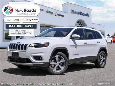 2019 Jeep Cherokee Limited (Stk: J19240) in Newmarket - Image 1 of 23