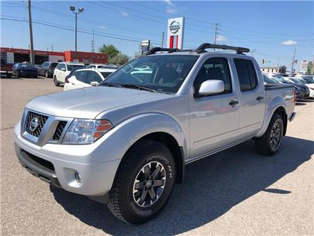 2019 Nissan Frontier PRO-4X (Stk: P2614) in Cambridge - Image 2 of 27
