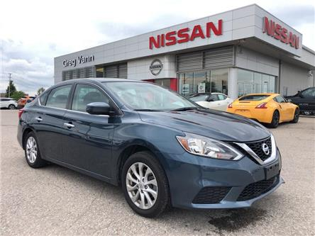 2018 Nissan Sentra 1.8 SV (Stk: V0608A) in Cambridge - Image 1 of 26