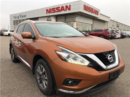 2015 Nissan Murano SL (Stk: U1039A) in Cambridge - Image 1 of 30