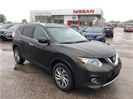 2014 Nissan Rogue SL (Stk: U0405A) in Cambridge - Image 1 of 28