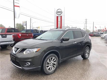 2014 Nissan Rogue SL (Stk: U0405A) in Cambridge - Image 2 of 28