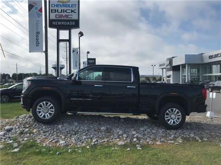 2020 GMC Sierra 2500HD Denali (Stk: F106266) in Newmarket - Image 2 of 23