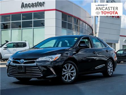 2016 Toyota Camry Hybrid XLE (Stk: 3856) in Ancaster - Image 1 of 30