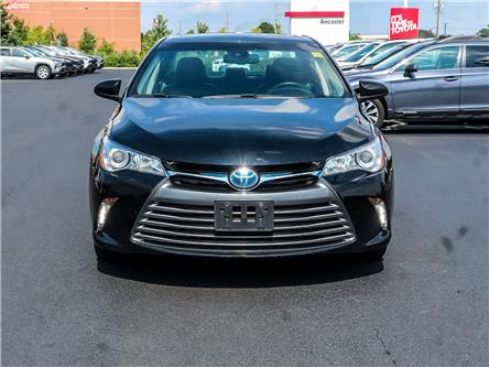 2016 Toyota Camry Hybrid XLE (Stk: 3856) in Ancaster - Image 2 of 30