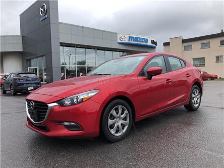 2018 Mazda Mazda3 GX (Stk: 19P052) in Kingston - Image 1 of 15