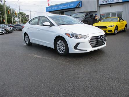 2017 Hyundai Elantra LE (Stk: 191089) in Kingston - Image 1 of 12