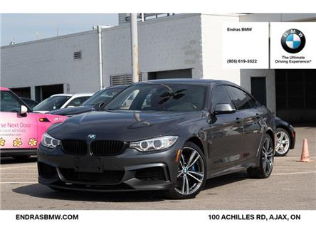 2016 BMW 435i xDrive Gran Coupe (Stk: P5935A) in Ajax - Image 1 of 22