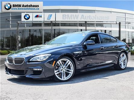 2016 BMW 640i xDrive Gran Coupe (Stk: P9057) in Thornhill - Image 1 of 27