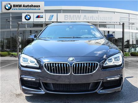 2016 BMW 640i xDrive Gran Coupe (Stk: P9057) in Thornhill - Image 2 of 27