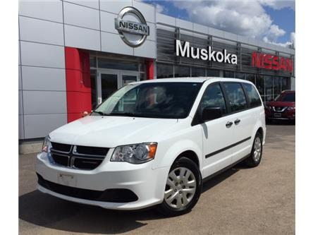 2016 Dodge Grand Caravan  (Stk: 19003A) in Bracebridge - Image 1 of 8