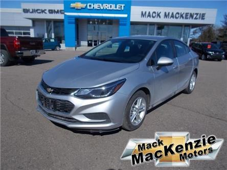 2018 Chevrolet Cruze LT Auto (Stk: 28568) in Renfrew - Image 1 of 10